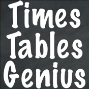 Times Tables Genius Challenge – Multiplication Flash Cards Quiz Game For Kids genius game