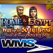 Rome and Egypt HD Slot Machine