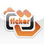 TextTicker - Scrolling Message Text scrolling text ticker