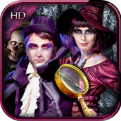 Abandoned Dark Castle HD - hidden objects puzzle game