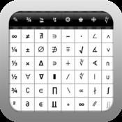 Symbols - Many symbols and characters