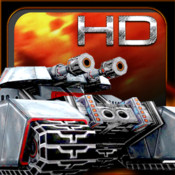 EXTREME BATTLE - AMAZING FUTURISTIC TANK GAME