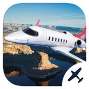 Flight Simulator (Private Airliner Edition) - Airplane Pilot & Learn to Fly Sim