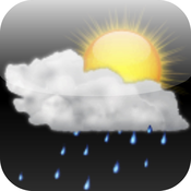 Weather from DMI weather