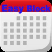 Easy Block Schedule easy