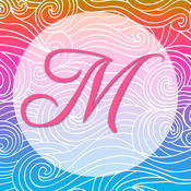 Monogram Wallpapers graphic novel preview