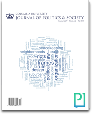 The Journal of Politics & Society