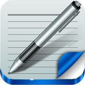 NoteBook Pro - draw diagram & word processor with handwriting & voice record