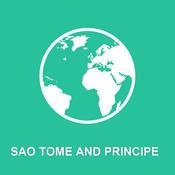 Sao Tome and Principe Offline Map : For Travel