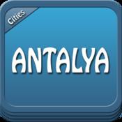 Antalya Offline Map Travel Guide