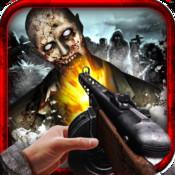 Attack of the Walking Zombie Horde - 3D Sniper Gun Shooting Scary Evil Dead Killer Fighting Games