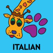 Motlies Vocabulary Trainer Italian 2 - Animals and Body Parts