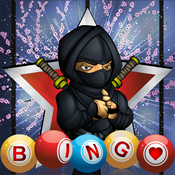 Ninja Bingo Boom - Free to Play Ninja Bingo Battle and Win Big Ninja Bingo Blitz Bonus! boots ninja