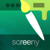 Screeny Customize - pimp your status bar and dock bar with custom home screen backgrounds