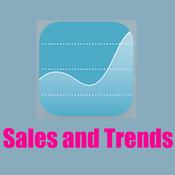 App sales & Trends - daily report for iOS developer ogg and ape for developer