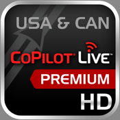 CoPilot Live Premium HD North America