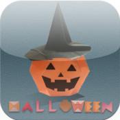 Halloween Origami - Craft paper for Halloween