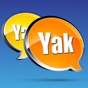 Yak Messenger - Free Text, Group, Photo, Audio and Video Messaging