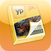 The Real Yellow Pages for iPad
