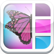 PicFrame Deluxe - Picture Frame & Photo Frame & Picture Collage for Instagram FREE program photo frame studio