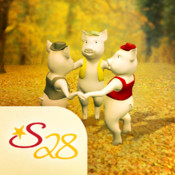 The Three Little Pigs Lite SD - So Ouat!