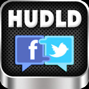 Hudld - Facebook and Twitter social networking app facebook social networking