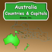 Learn Australia & South Pacific Countries and Capitals