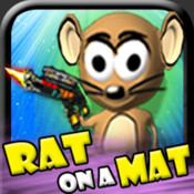 Rat on a Mat ( Free Shooting Games )