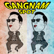 Spot the Difference - Gangnam Style Version