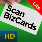 ScanBizCards HD Lite Business Card Reader