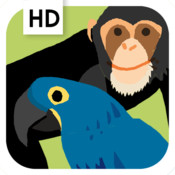 Animal Colours - Volume 2 (Interactive animal flashcards for babies and young kids)