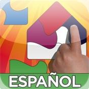 Shape Builder Spanish - Español - the Preschool Learning Puzzle Game