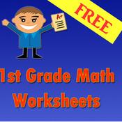 Free 1st grade math worksheets free fraction worksheets