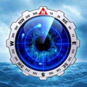 Compass Eye - Marine Navigation and Bearings AR Compass