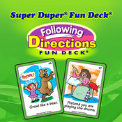 Fun Deck® Following Directions directions