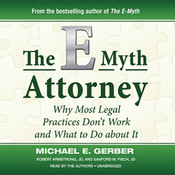 The E-Myth Attorney (by Michael E. Gerber et al.) attorney louis st tax