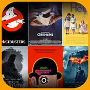 Movie Poster Close-Ups - Trivia Game