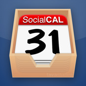 SocialCAL ~ sync upcoming Evite & Facebook events