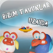 Bizim Tavuklar Uzayda - Chicken Invaders For Kids chicken invaders 2