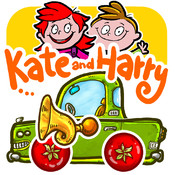 Build a Car with Kate and Harry
