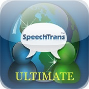 SpeechTrans Ultimate for iPad Powered By Nuance