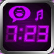 Alarm Clock - Talking Time Clock