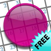 iPeriod Free (Period / Menstrual Calendar) jet set men