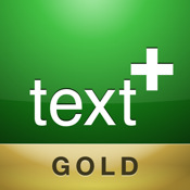 textPlus GOLD Free Text + Group Texting