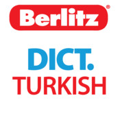 Turkish <-> English Berlitz Basic Dictionary berlitz language