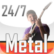 Metal Music unlimited radio