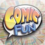 Comic Fun - Create a collage photo in comic style digital comic