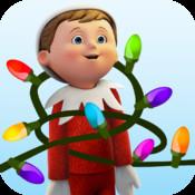 Light the Tree - Elf on the Shelf