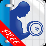 Fitness Buddy FREE : 300+ Exercise Workout Journal