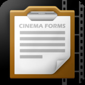 Cinema Forms - Movie Production Forms for iPad forms and documents